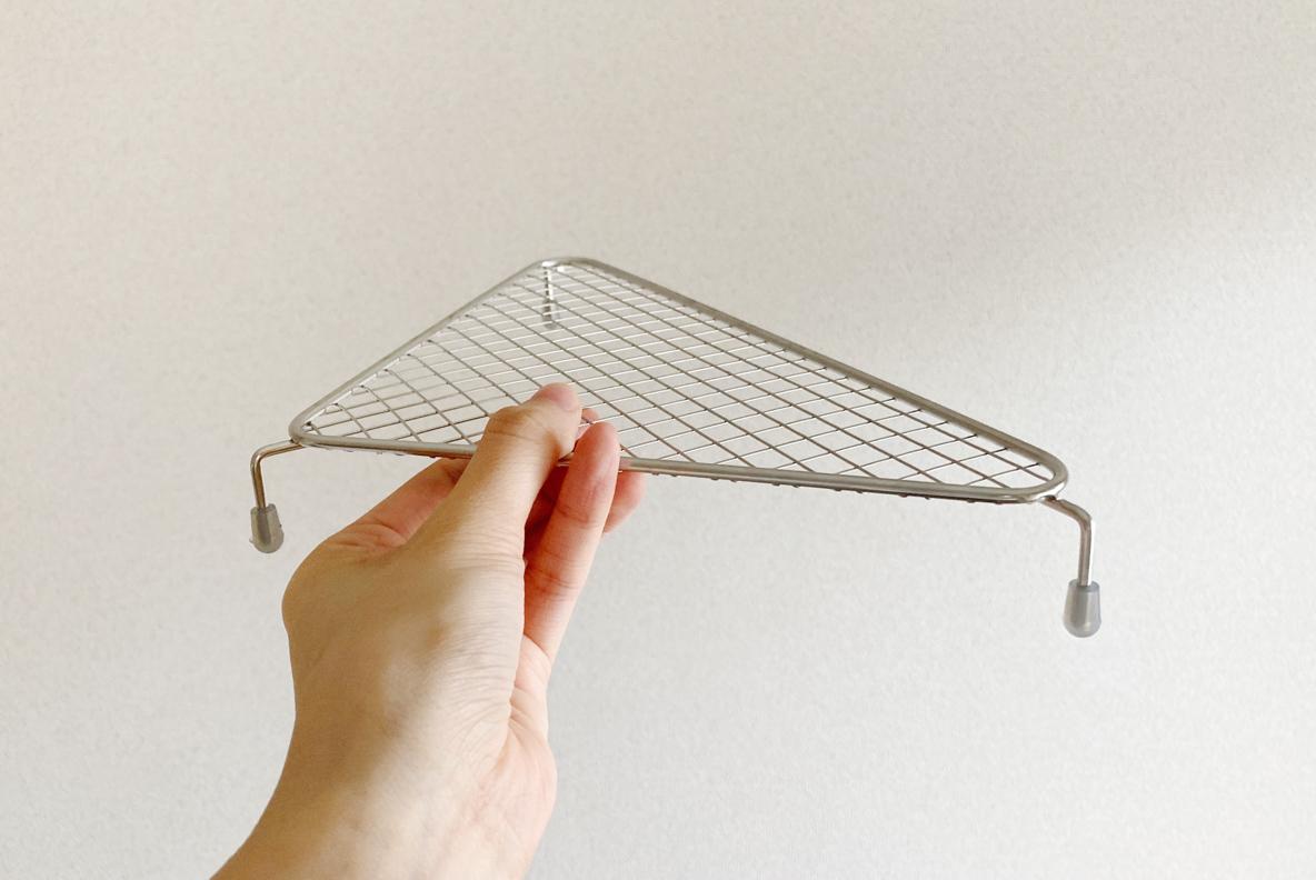 三角形のコレが「食器洗いのプチストレス」を解消してくれた話。洗面台でも使えるよ|マイ定番スタイル