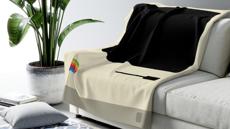 Macユーザーなら心安らぐブランケット