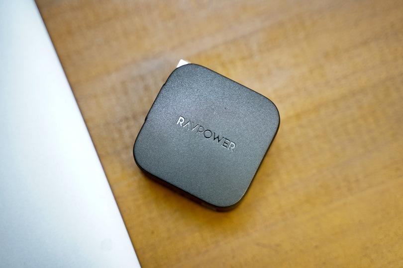 USB-C&Aで30W!RavPowerの充電器「RP-PC144」の汎用性や良しっ!