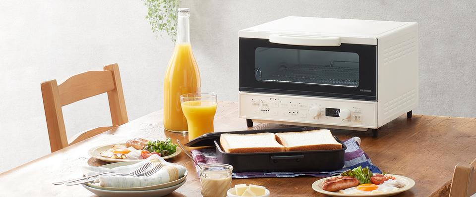 """なんでも""""生""""って付ければいいと思ってない? 「生トースト」が焼けるオーブントースターには興味湧いちゃう"""