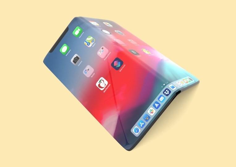 来たるべき折りたたみiPhoneは7インチ台でApple Pencilに対応?
