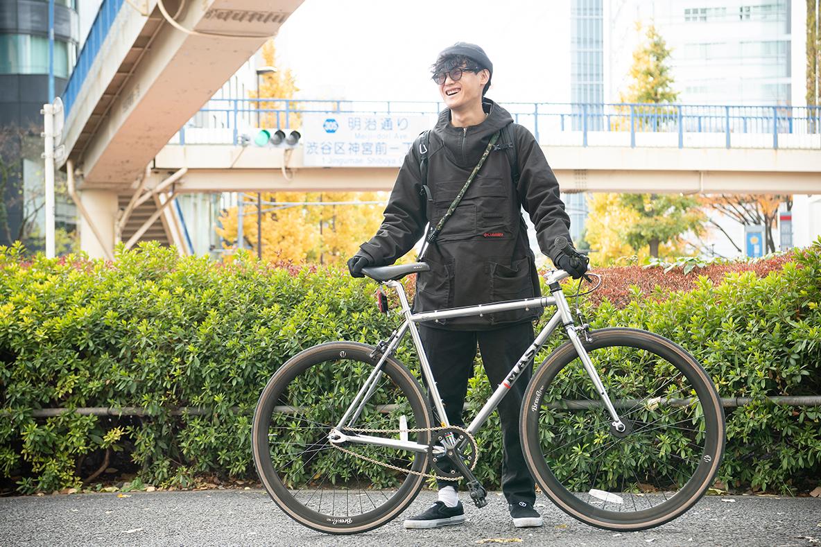 自転車通勤が楽しくて辞められない。仕事のモチベも上がるし、街にも詳しくなるからね みんなの自転車