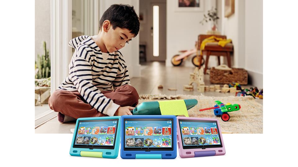 子どもをタブレット漬けにしたくない。でも「Fire HD 10 キッズモデル」なら遊ばせたいと思った