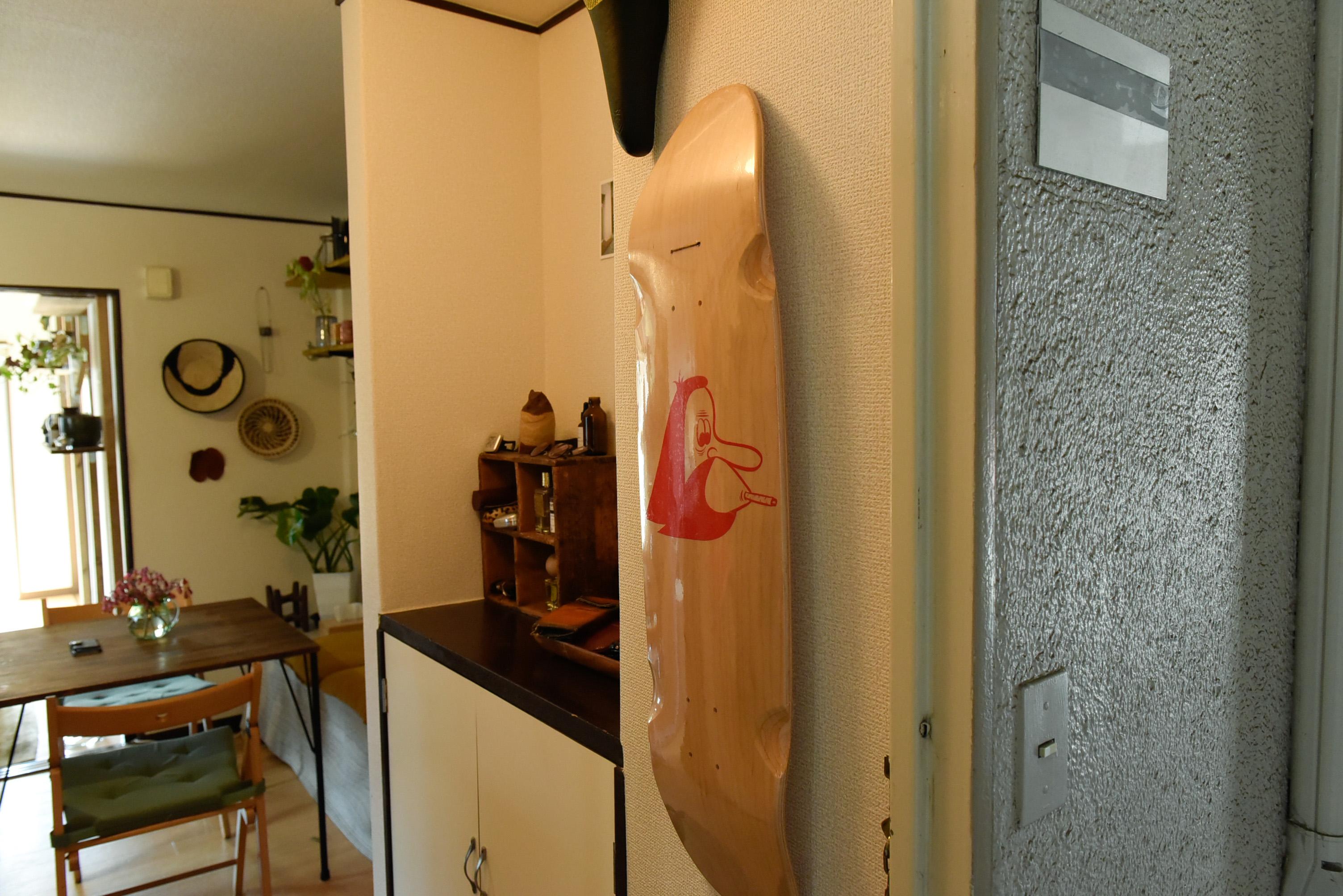 不便なところは、ひと手間掛けて楽しむ。観葉植物とスパイスに囲まれた25㎡のふたり暮らし(世田谷)|みんなの部屋