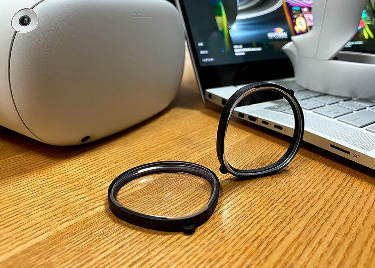 最近買ってよかったもの:VR体験がめちゃ楽になるOculus用レンズ