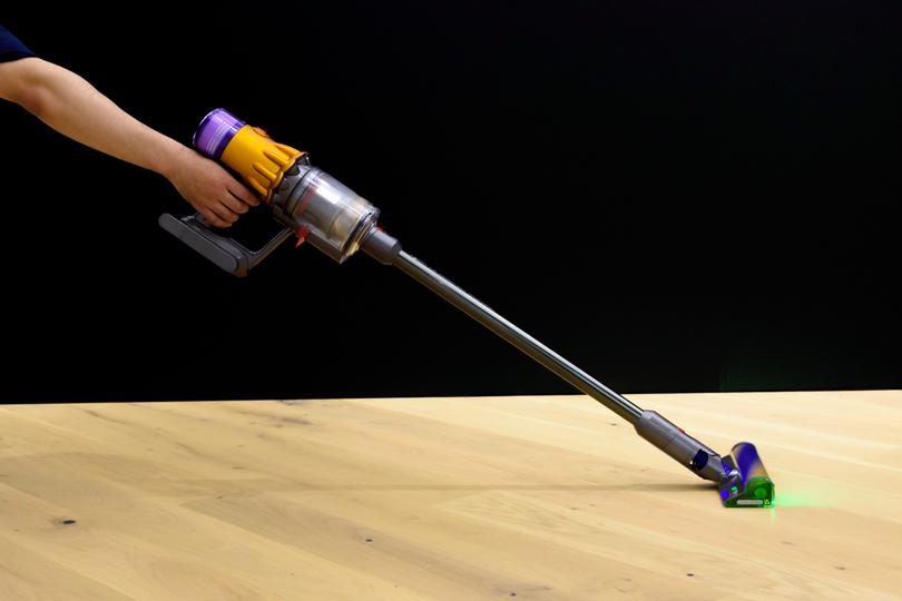 ダイソンの新掃除機「Detect」はレーザーが本命じゃない。オート機能こそ真骨頂