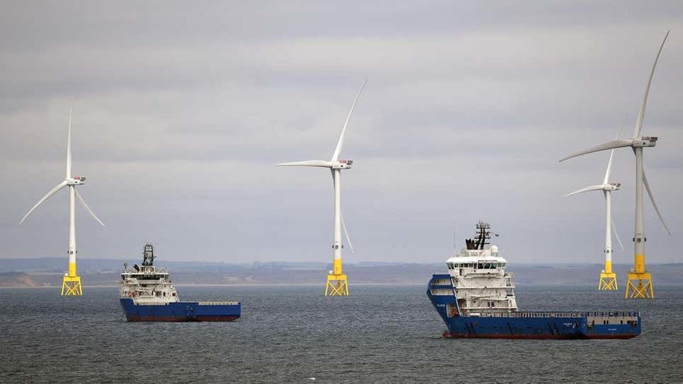 カリフォルニア、「浮体式洋上風力発電所」の開発に向けて一歩前進