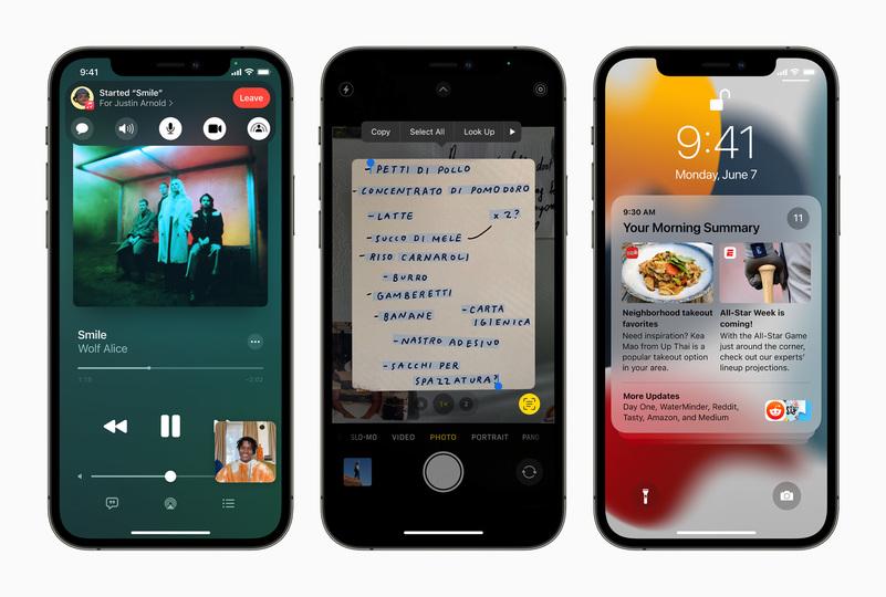 iOS 15、2段階認証のコード自動生成機能が内蔵されました #WWDC21
