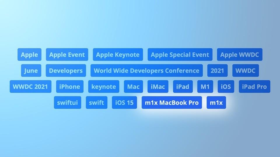 「M1X MacBook Pro」がWWDCで発表予定だった?