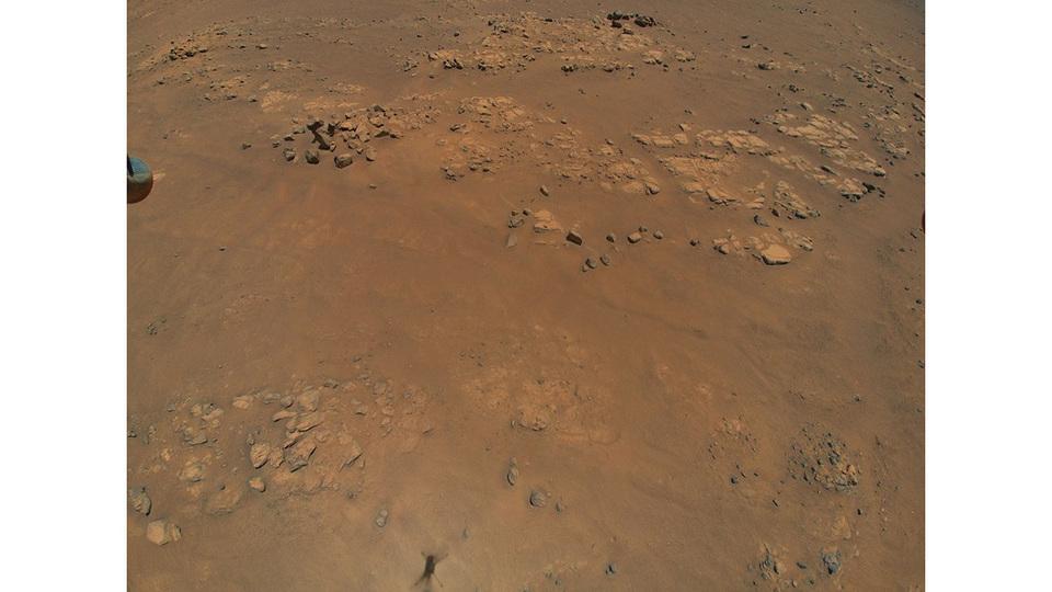 NASAの火星ヘリ「インジェニュイティ」が10回目に飛行に成功。いろいろと記録更新中