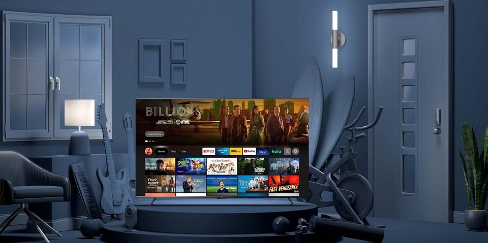 【Fire TV入ってます】最大75インチ、AmazonのスマートTVが発表されました