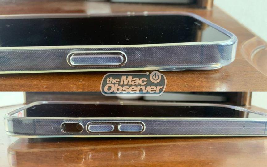 iPhone 12とiPhone 13(仮)でケースは共用できない。たぶん