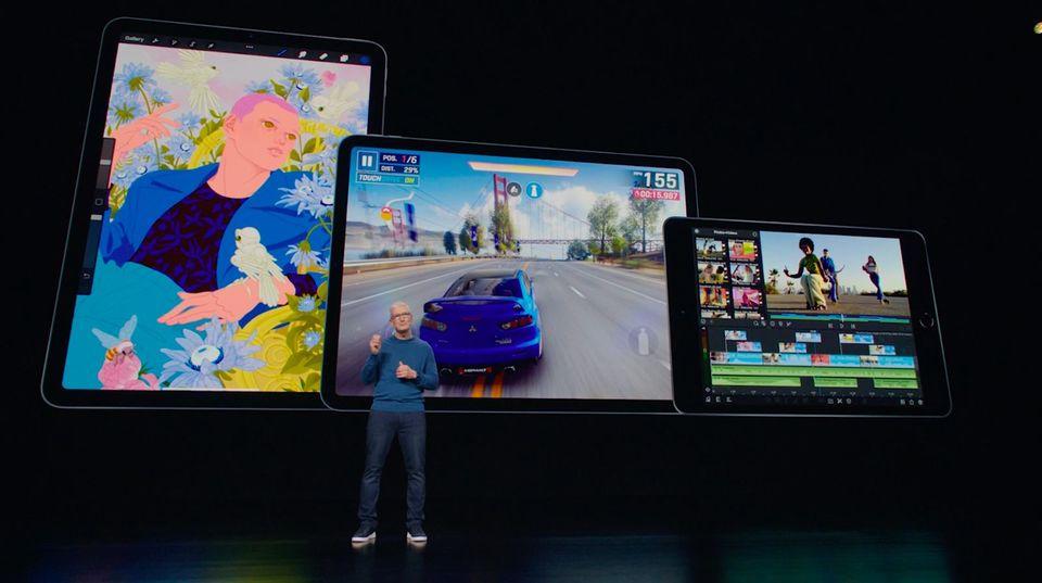 【iPadまとめ】お値段そのままで(米国では)ますますパワフルに  #AppleEvent