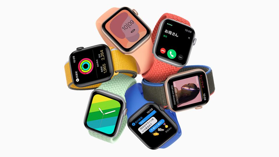 アンケート:あなたのつけてるApple Watchを教えてください!