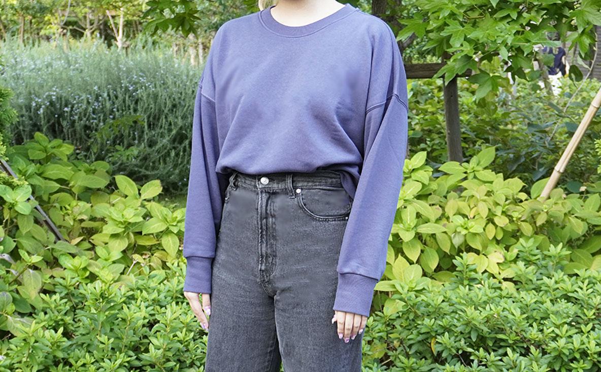 2,000円以下で買えるユニクロの新作スウェットは衣替え前の救世主! ラクに着れるのに美シルエットだよ マイ定番スタイル